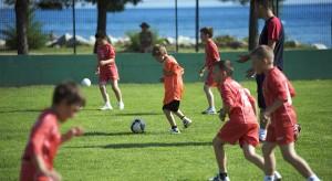 nogometne priprave novigrad