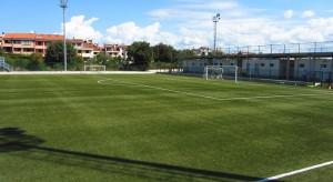 Nogometno igralište Rovinj umjetna trava glavno 2