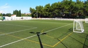 Nogometno igralište Rovinj umjetna trava pomozno