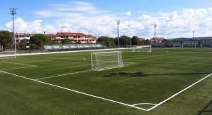 Nogometno igralište Valbruna umjetna trava glavno