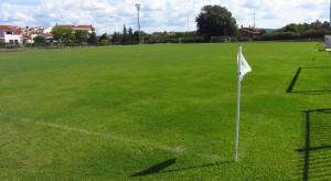 nogometne priprave rovinj valbruna prirodna trava