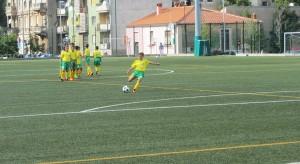 nogometne priprave pula aldo drosina