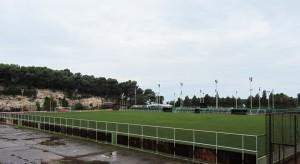 nogometne priprave valkane