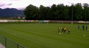 šenčur nogometne priprave