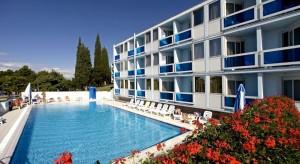 Hotel Plavi Porec nogometne priprave 3