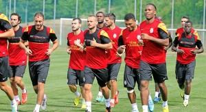 football training slovenia