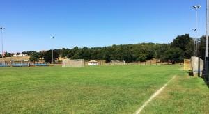 nogometno igrišče poreč nogomet priprave