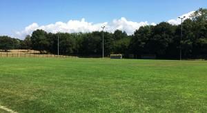 nogometno igrišče poreč priprave nogomet